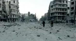 הריסות חאלב - האם המורדים בחאלב לפני כניעה סופית?