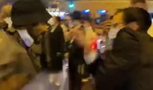 התקיפה האלימה של השוטר
