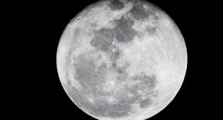 הלילה: הירח יהיה גדול ובהיר - יותר מהרגיל
