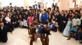 הפתעה בחתונה בבני ברק: אפריקאים • צפו