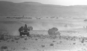הכוחות במלחמת ששת הימים