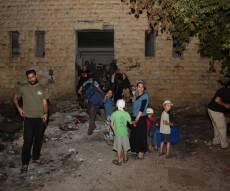 מבצע לילי: מגורשי 'שאנור' חזרו אל היישוב