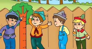 הילד הכי נמוך בכיתה, שסבל; סיפור לילדים