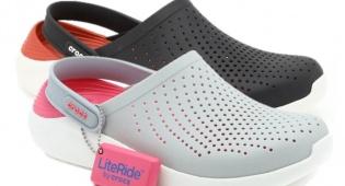 """נעלי לייט רייד. - נעליים בטכנולוגיית """"לייט רייד"""" עם הנוחות האגדית"""
