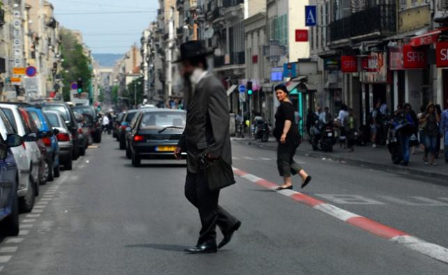 יהודי בצרפת. אילוסטרציה