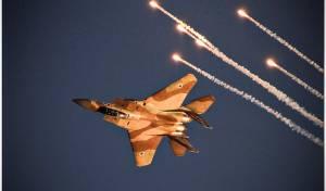 דיווח: חיל האוויר תקף מתקן בלבנון