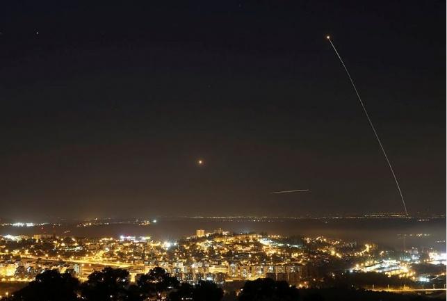 רקטה נורתה מעזה לעבר ישראל: אין נפגעים