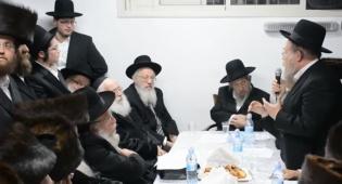 הישיבה בה הוחלט על בחירת פסגות - ההחלטה הכלכלית הגרועה של החרדים