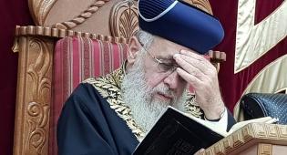 """הלכה יומית: """"בסוכות הושבתי את בני ישראל"""""""