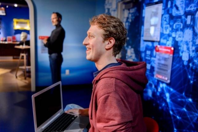 """מארק צוקרברג, מנכ""""ל פייסבוק"""