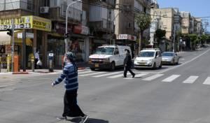 רחוב בבני ברק