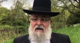 הרב מאיר בר חן - לא תתאפשר כניסה לבתי הכנסת ללא זיהוי