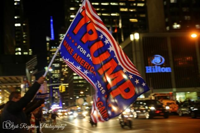 המהפך של טראמפ והממים ברשת   המיטב