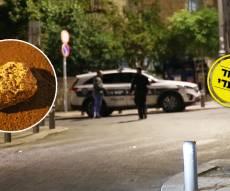 שוטרים הותקפו באבנים ונמלטו בריצה • צפו