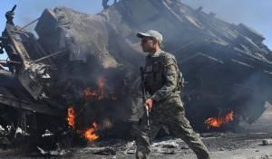 """'מתנת' הפרידה למזכיר ההגנה: פיגוע בבסיס נאט""""ו"""