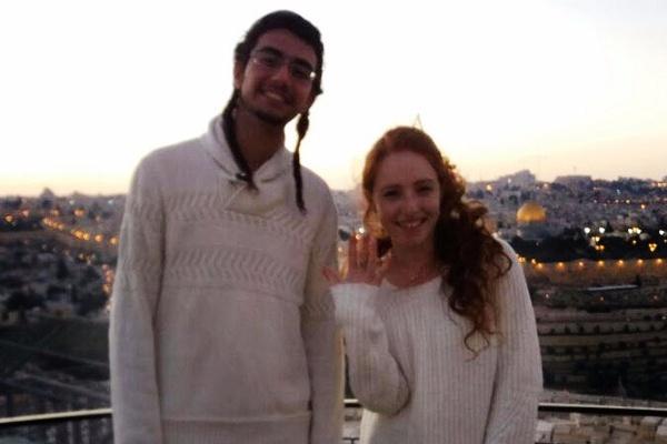 כיכר השבת חדשות: שנה אחרי הפיגוע: בת הנרצחת התארסה