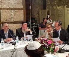 """בכירי העירייה בארוחת הערב - חברי המועצה זעמו: """"לא רוצים 'בית יוסף'"""""""