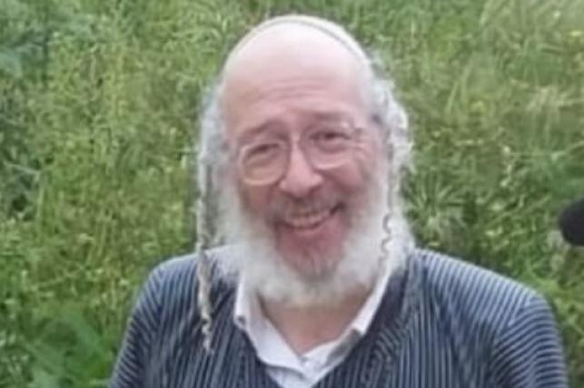 """הרב שמואל אהרן סטריק זצ""""ל"""