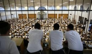 תחילת ה'זמן': מי עוזר לבחורים משיעור א'?