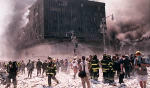 ההרס בבנייני התאומים, ביום הפיגוע