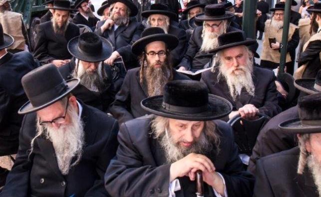"""הפגנה נגד צה""""ל במנהטן. ארכיון"""