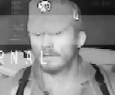 """הגבר במדים - מזהים את """"הגבר במדים""""? פנו למשטרה"""