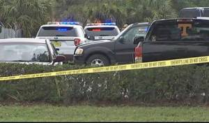 זירת האירוע - אירוע ירי בפלורידה; מספר הרוגים בזירה