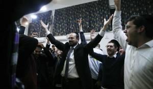 הניצחון של יצחק רביץ בטלז סטון. תמונות