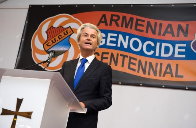 חירט וילדרס - אכזבה קשה למועמד הימין הקיצוני בהולנד