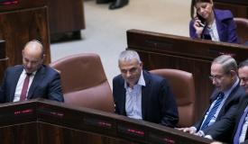 ישיבת ראשי הקואליציה השבועית - בוטלה