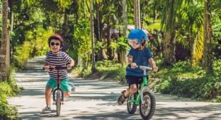 ילדים בטבע, פחות דיכאון והיפראקטיביות.