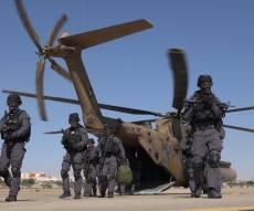 """כוחות מיוחדים נגד ה""""מחבלים"""" באילת • צפו"""