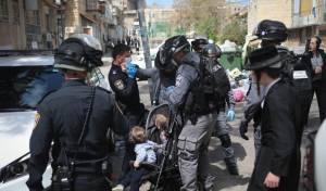 חשיפה: פגישה טעונה בין המשטרה ל'עדה'