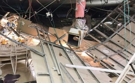 """התקרה שקרסה בחתונת האדמו""""רים - סוגרים אולם? אלו הם האולמות המסוכנים"""