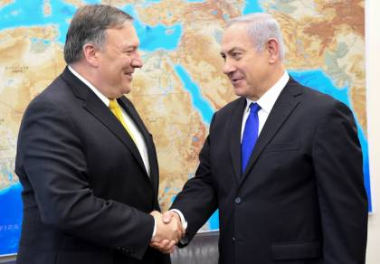 פומפיאו בביקורו בישראל - תריסר הדרישות של האמריקאים מאיראן