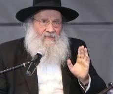 הרב סולובייצ'יק: ראש עיר חרדי הפך למצווה