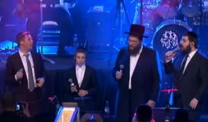 """מיטב הזמרים במחרוזת """"שמע ישראל"""" • צפו"""