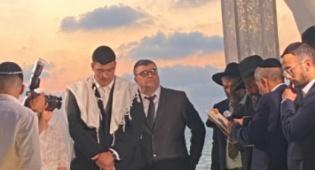 רפאל כהן, הפוליטי של 'כיכר' התחתן עם רות כהן