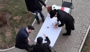 כתב השורות חותם כערב קבלן על החמץ של כל יהודי רוסיה