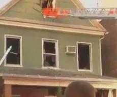 הבית שעלה בלהבות - הרב חיים ורעייתו פייגי גלאק - נשרפו למוות