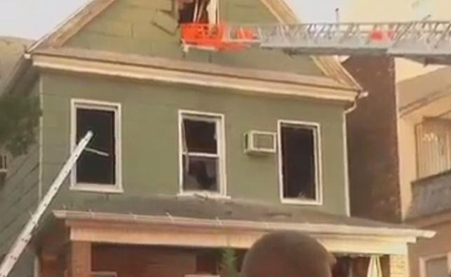 הבית שעלה בלהבות