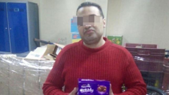 גנב השוקולד שריגש והרגיז את מצרים