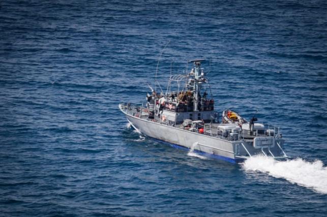 נעצר חשוד שחדר לישראל בשחייה מלבנון
