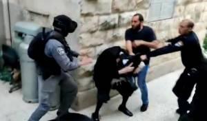 חוטף רימון הלם, היום בירושלים