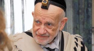 """המקובל רבי שריה דבילצקי זצ""""ל"""