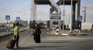 מעבר רפיח - מחוה מצרית לחמאס: פתיחת מעבר רפיח