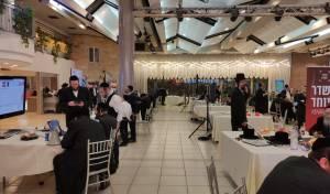 מטה הקהילות של אגודת ישראל ב-'גיוועלד'