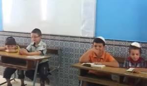 לומדים תורה בתוניסיה