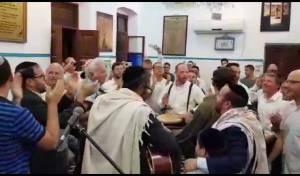 סליחות מוזיקליות בבית הכנסת העתיק • צפו
