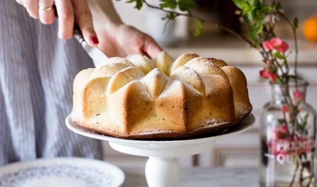 עוגת תפוחים רכה ומתוקה לשבת חורפית